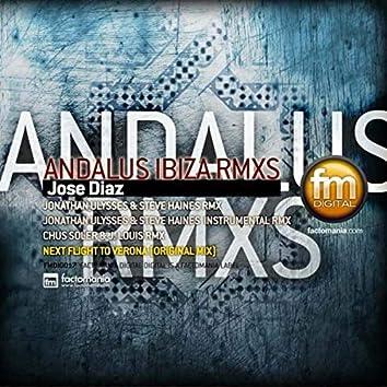 Andalus Ibiza Remixes