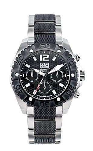 Ingersoll Men's IN1210BKMB Yuca Watch