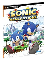 Sonic Generations Official Strategy Guide de BradyGames