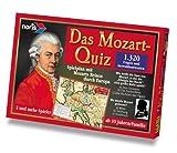 Das Mozart Quiz - Ein Spiel, das Spaß macht und bei dem man sehr viel lernen kann. Für 2-6 Spieler. Geeignet für Kinder ab 10 Jahren.