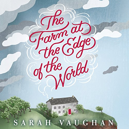 The Farm at the Edge of the World audiobook cover art