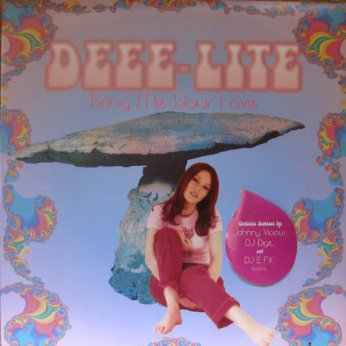 Deee-Lite - Bring Me Your Love - Elektra