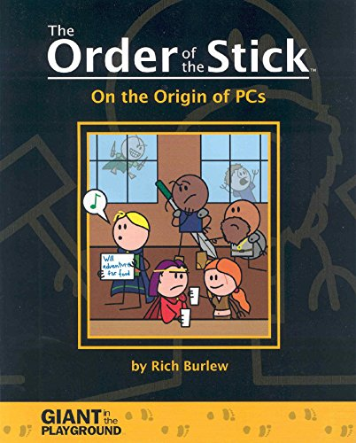 The Order of the Stick, Vol. 0: On the Origin of...