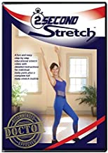 2 SECOND STRETCH is The Fastest and Most Effective Way to Stretch! Doctor Recommended! Increase Flexibility, get Energized and Relieve Chronic Pain!