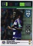 Panini Adrenalyn XL FIFA 365 Idrissa Sylla Goal Machine - Tarjeta de intercambio