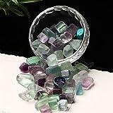 Decoración hogareña 100G Natural Crystal Rose Cuarzo Amatista Acuario Piedra Cuarzo Cristal Moderno Decoración de Hogar Aquarium Jardín Decoración Piedra (Color : Multi Colored)