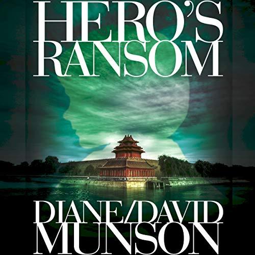 Hero's Ransom audiobook cover art