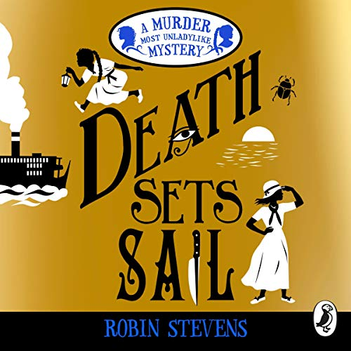 Death Sets Sail cover art