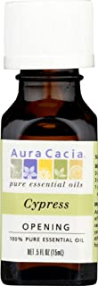 Aura Cacia(C) (NOT A CASE) 100% Pure Essential Oil Cypress