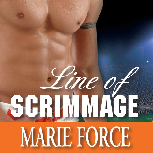 Line of Scrimmage audiobook cover art