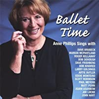 Ballet Time by Anne Phillips