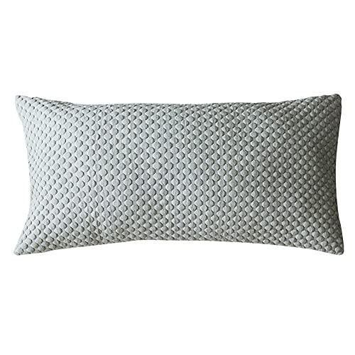 Almohada Ergonómica para Dormir en Diferentes Posturas (Lado, Espalda o Estómago) -1_50 × 90 cm