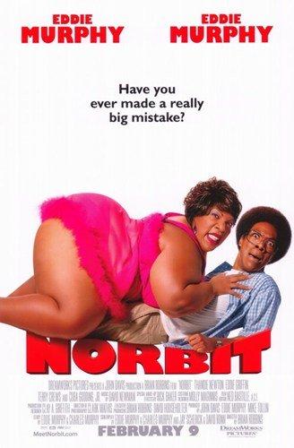 ArtFuzz Norbit Movie Poster 11 X 17 inch