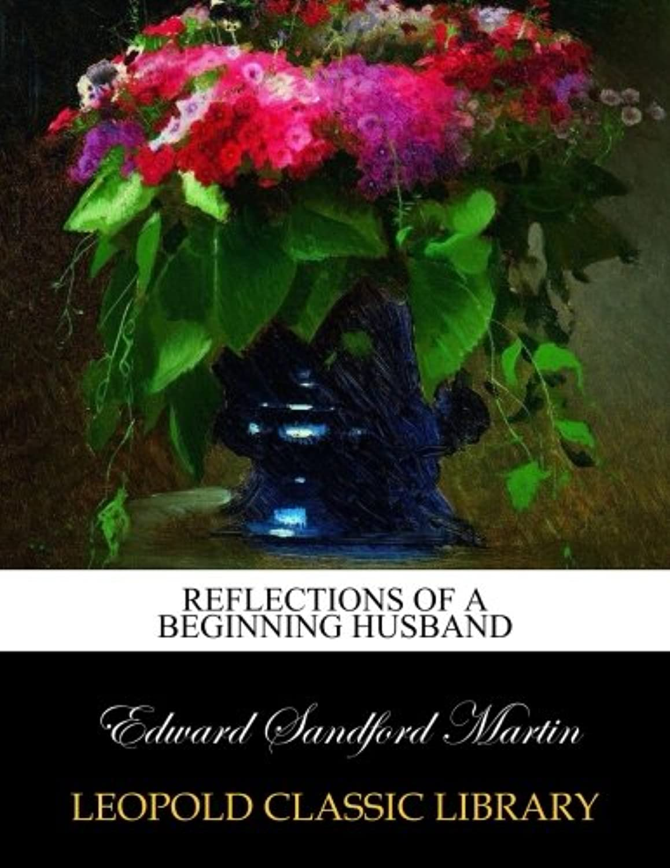 Reflections of a beginning husband