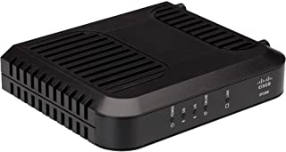 Cisco Cable Modem DPC3008, Compatible with Xfinity/Comcast, Spectrum, ATT, TWC, Cox, and Most Internet Providers, DOCSIS 3.0 Modem