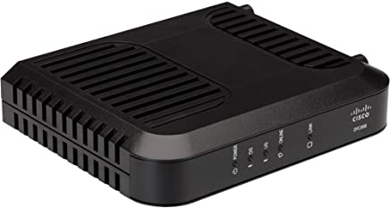 Cisco DPC3008 (Comcast, TWC, Cox Version) DOCSIS 3.0 Cable Modem