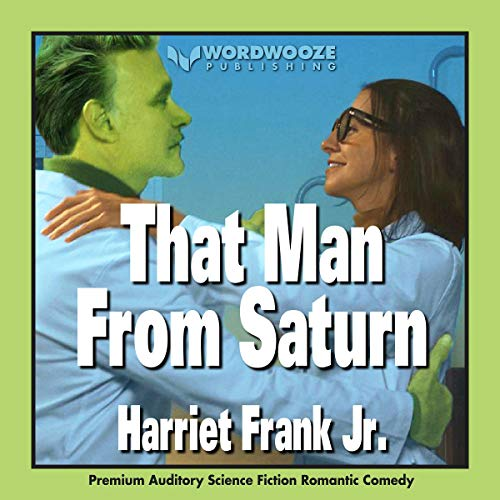 That Man from Saturn cover art
