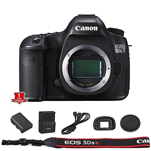 Canon 0582C002-IV EOS 5DS R Digital SLR