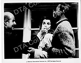 MOVIE PHOTO: THE UNEARTHLY STRANGER-1963-PHILIP STONE-B&W-8x10 STILL FN