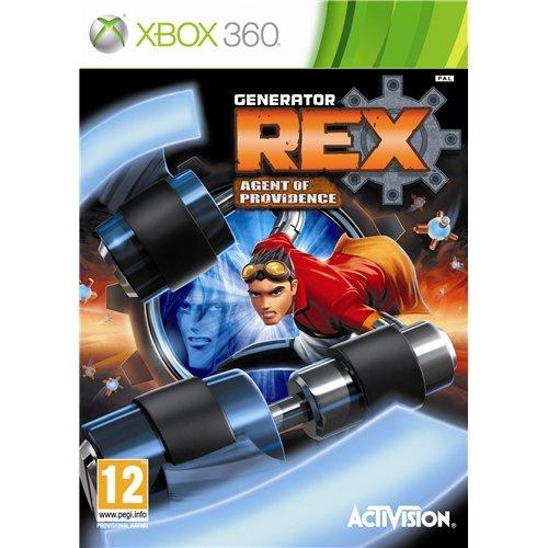Activision Generator Rex Agent of Providence - Juego (Xbox 360, Acción / Aventura, E10 + (Everyone 10 +))