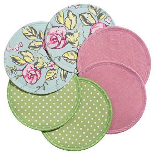 Windelmanufaktur couches lavables pack d/ébutant couches lavables et r/éutilisables produites en Allemagne 4 /à 11 kg, Wiesengl/ück