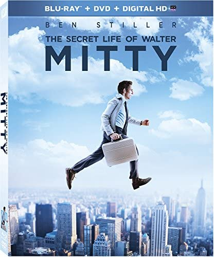 The Secret Life of Walter Mitty Blu ray product image