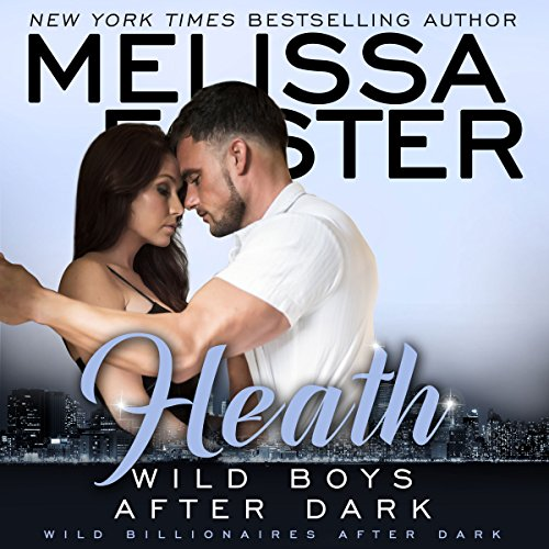 Wild Boys After Dark: Heath audiobook cover art