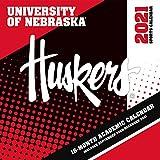 Nebraska Cornhuskers 2021 12x12 Team Wall Calendar