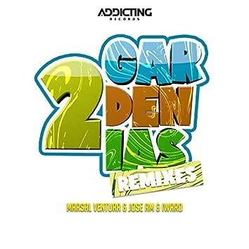 2 Gardenias The Remixes