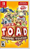 The Captain Toad: treasure tracker game, which originally launched for the Wii U system to critical acclaim and adoration by fans, is coming to the Nintendo Switch system. This version includes new stages based on the various kingdoms in the Super Ma...