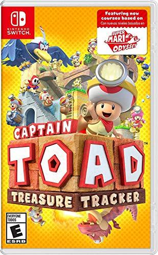 Captain Toad: Treasure Tracker -...