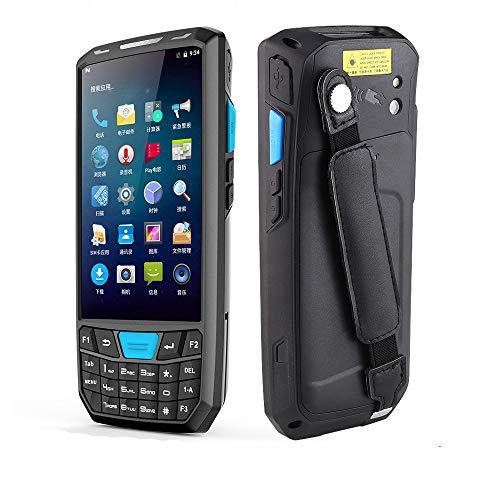 TQ 4G Portable PDA Android 7.0 Terminal POS écran Tactile NFC Lecteur sans Fil WiFi Bluetooth GPS 2D Barcode Scanner,1dhoneywellscanner