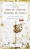 Libro de viajes de Benjamín de tudela