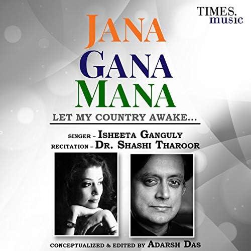Isheeta Ganguly & Dr. Shashi Tharoor