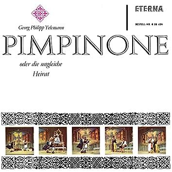 Telemann: Pimpinone (oder Die ungleiche Heirat)