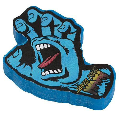 Santa Cruz Skate Screaming Hand Curb Wax