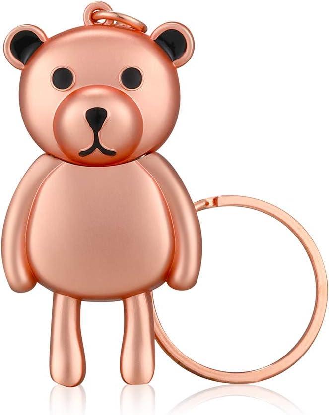 Novelty Cartoon Bear Shape Flash Ranking TOP8 Cute Thumb Drive wholesale Ani 64GB