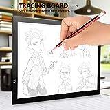 SOULONG A3 Tablette Lumineuse LED Portable avec 3 Niveaux Luminosité Réglable,...