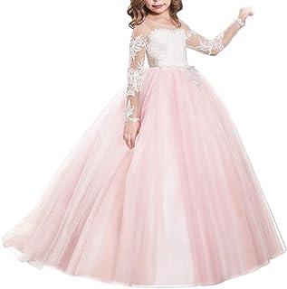 détaillant en ligne cf303 5db63 Amazon.fr : robe de mariage pour fille - 13 ans