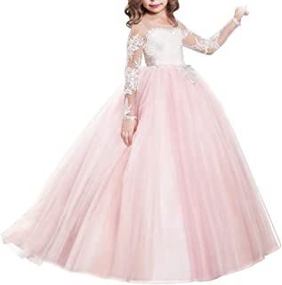 Best pink puffy prom dresses for 11 year olds Reviews