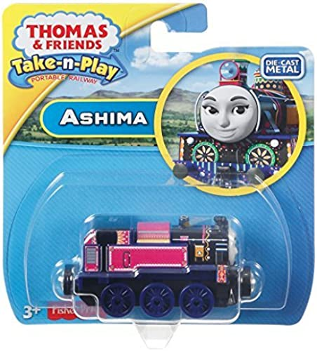 Thomas & Friends DGF62 Take-n-Play Ashima Engine by Thomas & Friends