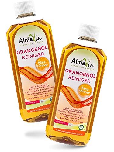 Almawin Orangenöl-Reiniger Konzentrat 2x 500ml