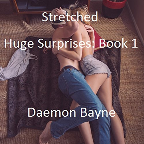 Stretched audiobook cover art