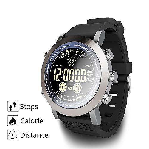 XXxx Smart armband horloge lange standby IP68 waterdichte afstand meten