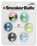 Sof Sole Sneaker Balls Shoe, Gym Bag, and Locker Deodorizer, 6 Pack, Desert Aztec