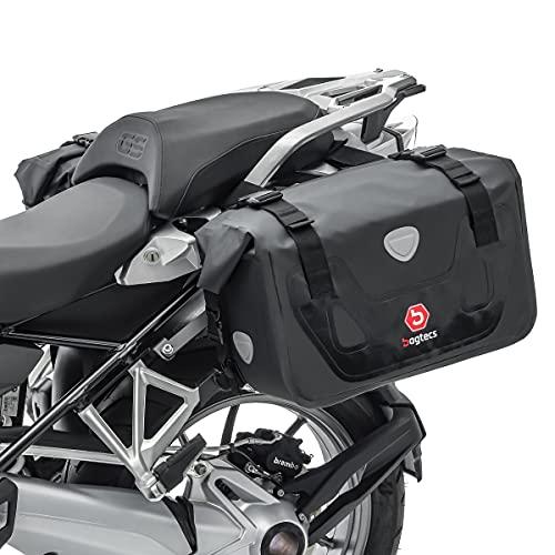 Borse Laterali RB25 Compatibile con Ducati Monster 1200/ S, Multistrada 1200 Enduro, Monster 821/797 / 796/696, Multistrada 1200/ S, Multistrada 1260 / Enduro/Pikes Peak/S/D-Air, Xdiavel/S