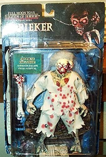 tienda de pescado para la venta Shrieker Legends of Horror 7 Action Figure Figure Figure by Puppet Master  compras online de deportes