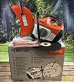 Stihl TS 420Scie circulaire compacte et robuste de 3.2kW (Roue de 350mm), 1pièce, 42380112810