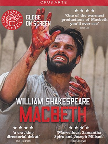 Shakespeare: Macbeth (Globe Theatre London, 2013) [DVD]