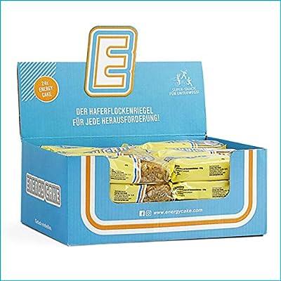 Energy Cake Banane 24x